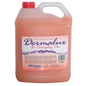Dermalux Everyday Handwash, 5L Bottle