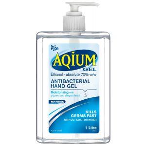 AQUIM ANTI-BACTERIAL HAND GEL, 1L