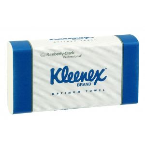 Kimberly Clark Kleenex Optimum Hand Towel KIM4456